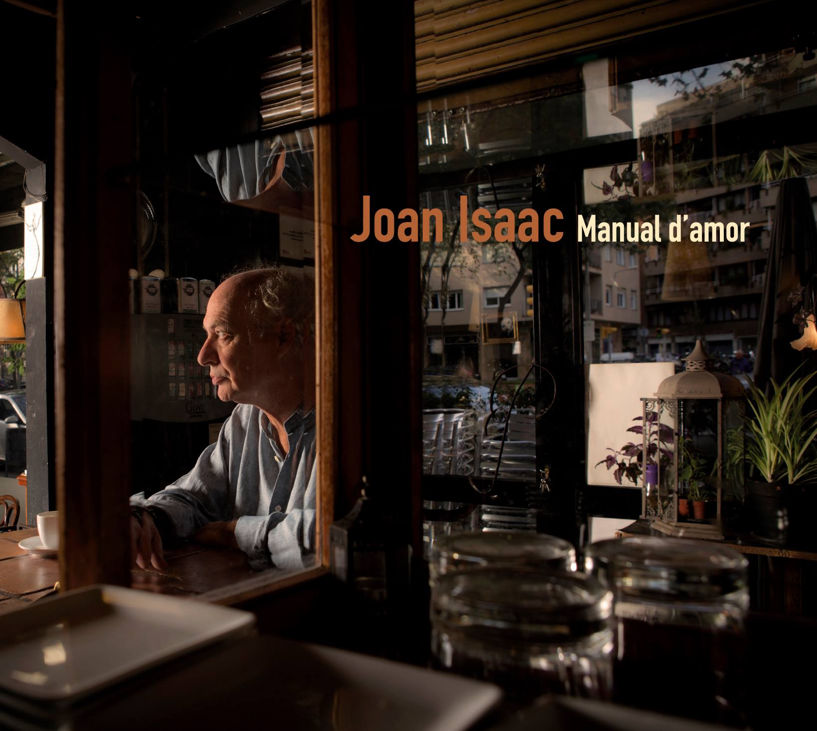 Joan Isaac. Manual d'amor. CD. PICAP