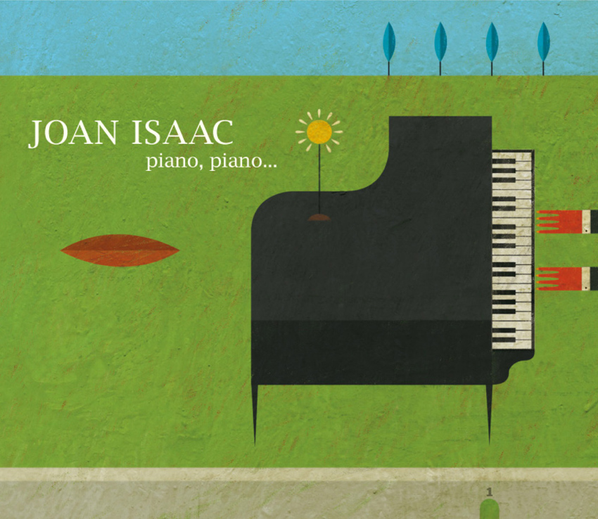 Joan Isaac. Piano, piano... CD